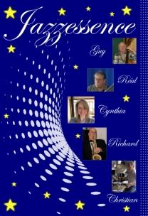 Jazzessence avec Richard Trépanier